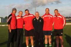 East Kerry Minor team Management & Liaison Officer 2016 Semi Final Co Mnr ChampIMG_3035
