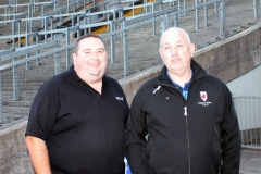 East Kerry Coiste na nÓg Officers Sean O Sullivan Chair & Sean O Keeffe Vice Chair 2016 IMG_2968
