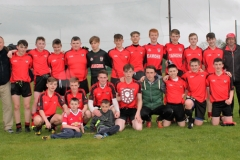 A Kenmare Team Winners 2016 U16 East Region Div 5 League Final 20 May IMG_2450