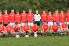 2016 East Kerry U16 team 2 Oct Co Plate Semi Final IMG_3201