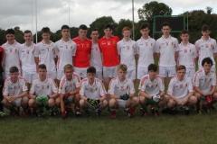 2016 Eoghan Ruadh U16 team 2 Oct Co Plate Semi Final IMG_3198